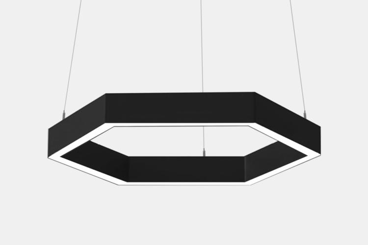 Серия Geks. Многоугольные светодиодные светильники